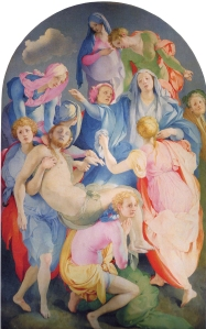 Jacopo Pontormo, The Deposition from the Cross (1528)